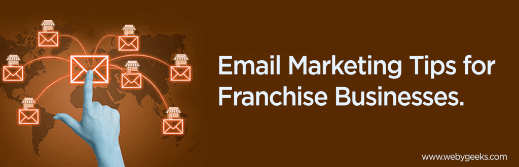 digital franchise email marketing