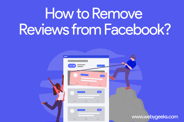 how to remove reviews from facebook