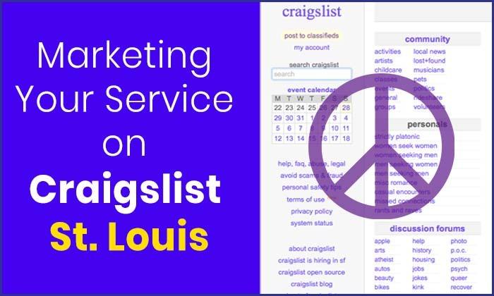 St Louis Craigslist Benefits and Uses - Webygeeks