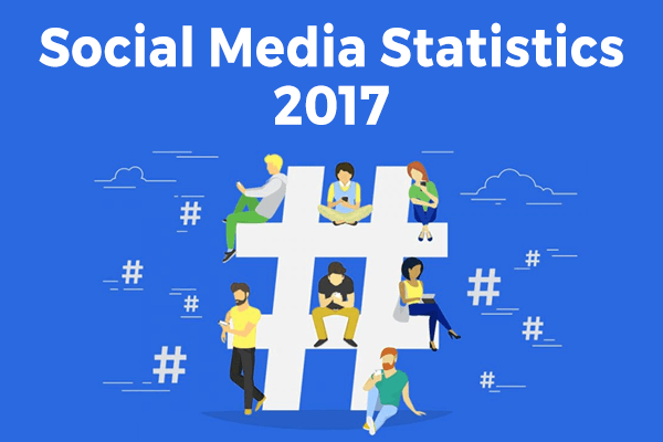 Social Media Statistics 2017 Facts & Figures