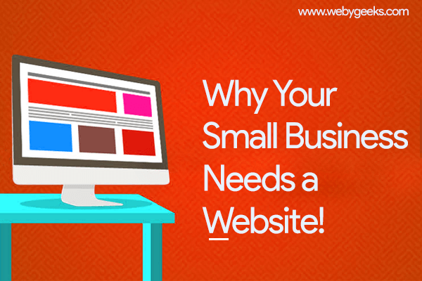 why do i need a website for my business