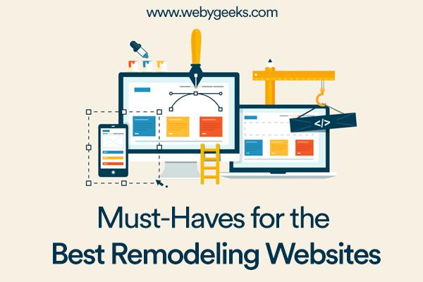home remodeling websites